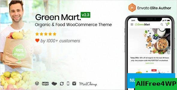 Download GreenMart v2.4.0 - Organic & Food WooCommerce WordPress Theme