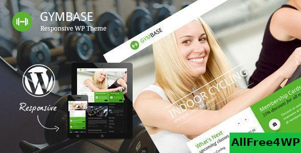 Download GymBase v13.4 - Responsive Gym Fitness WordPress Theme