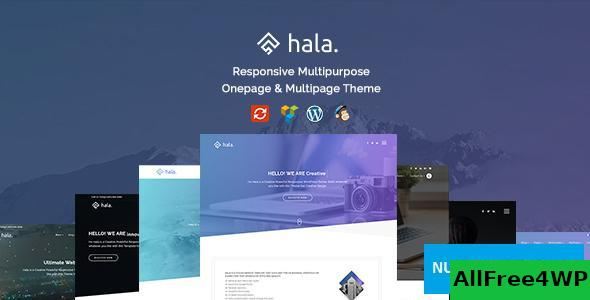Hala v1.0.4 - Creative Multi-Purpose WordPress Theme