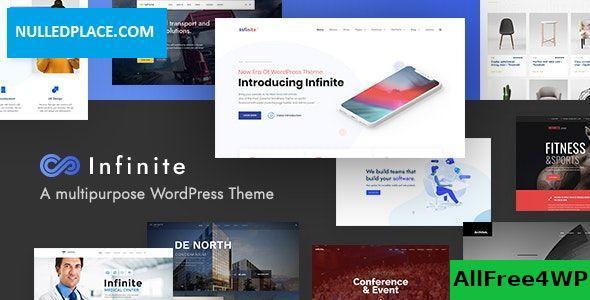 Download Infinite v3.3.0 - Multipurpose WordPress Theme
