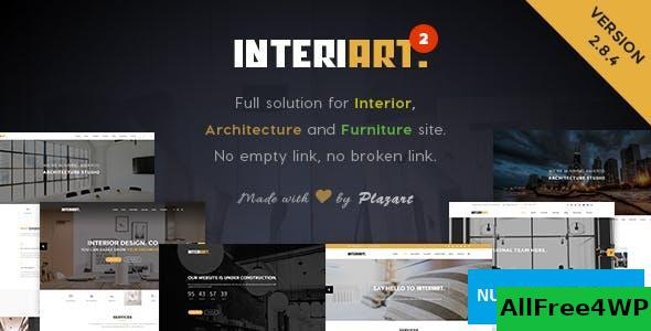 Download InteriArt v2.8.9 - Furniture & Interior WordPress Theme