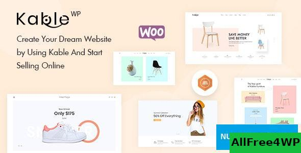 Download Kable v1.4 - Multipurpose WooCommerce Theme