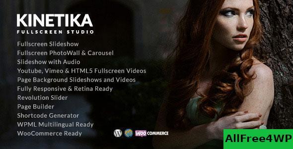 Download Kinetika v5.6 - Fullscreen Photography Theme