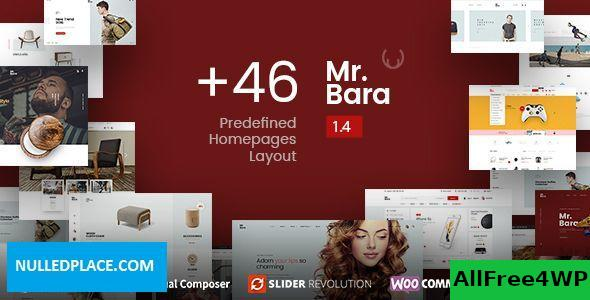 Download Mr.Bara v1.8.1 - Responsive Multi-Purpose eCommerce Theme