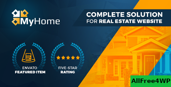Myhome V3 1 Real Estate Wordpress Theme 1