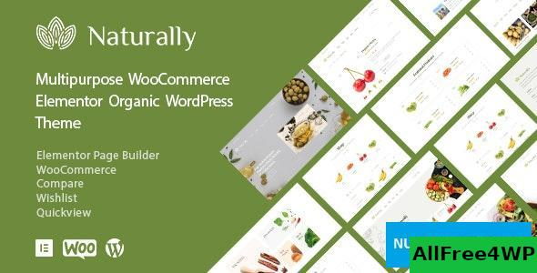 Download Naturally v1.0.4 - Organic Food & Market WooCommerce Theme