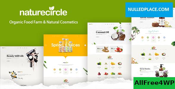 Download NatureCircle v1.0.7 - Organic Theme for WooCommerce
