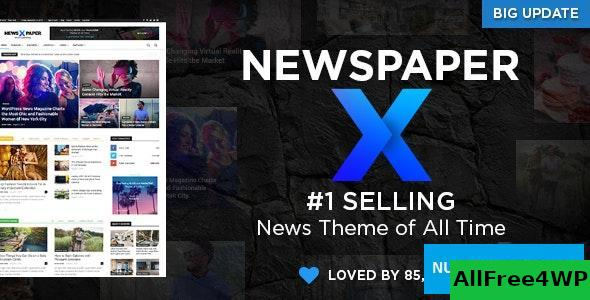 Download Newspaper v10.3.3 - WordPress News Theme