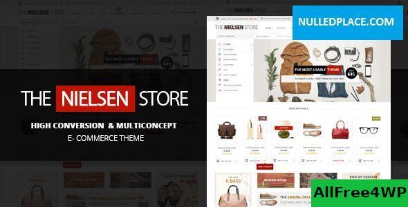 Download Nielsen v1.9.6 - The ultimate e-commerce theme