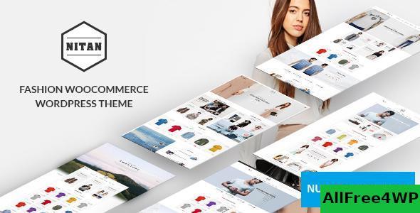 Download Nitan v2.5 - Fashion WooCommerce WordPress Theme
