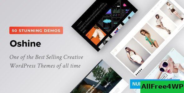 Download Oshine v6.8.9.3 - Creative Multi Purpose Theme