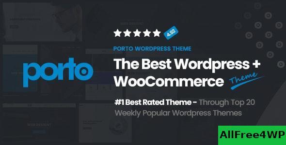 Download Porto v5.3.1 - Responsive eCommerce WordPress Theme