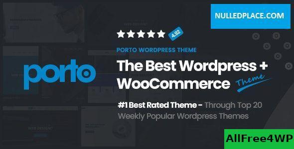 Download Porto v5.3.2 - Responsive eCommerce WordPress Theme