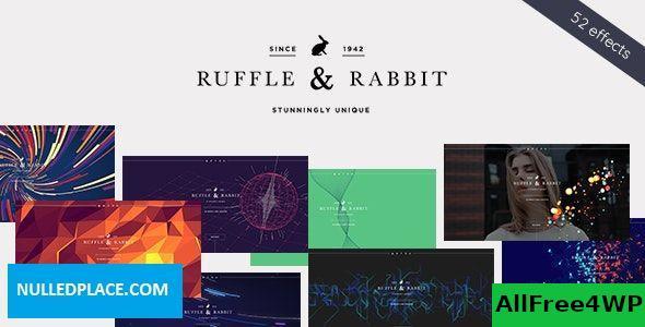 Download Rabbit v4.0.3 - Exclusive Coming Soon WordPress Theme