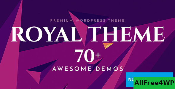 Download Royal v6.3 - Multi-Purpose WordPress Theme
