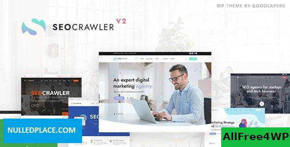 Download SEOCrawler v2.0.2 - SEO & Marketing Agency WordPress