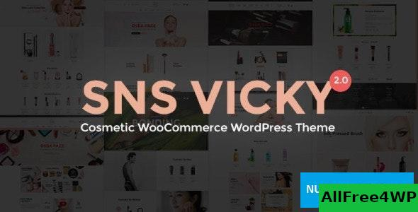 Download SNS Vicky v2.8 - Cosmetic WooCommerce WordPress Theme