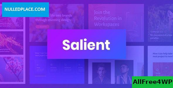 Download Salient v12.1.0 - Responsive Multi-Purpose Theme