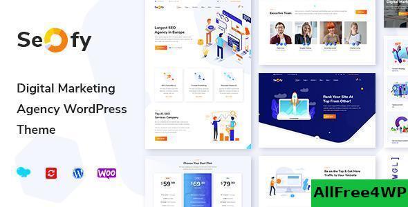 Download Seofy v1.5.10 - Digital Marketing Agency WordPress Theme