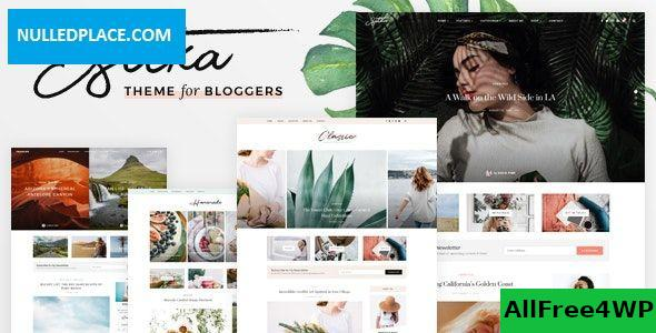 Download Sitka v1.2.2 - Modern WordPress Blog Theme