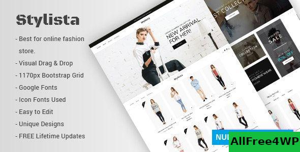 Download Stylista v1.0.7 - Responsive Fashion WooCommerce WordPress Theme