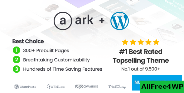 Download The Ark v1.48.0 - Multi-Purpose WordPress Theme