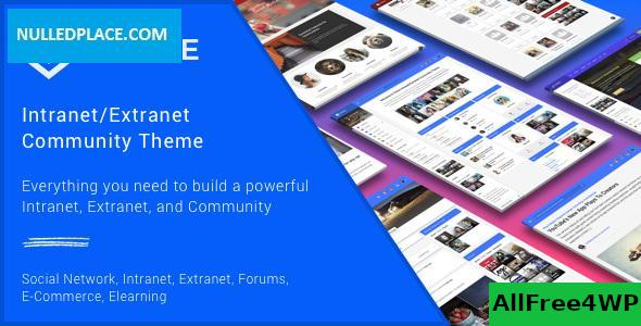 Download Thrive v3.1.8 - Intranet & Community WordPress Theme