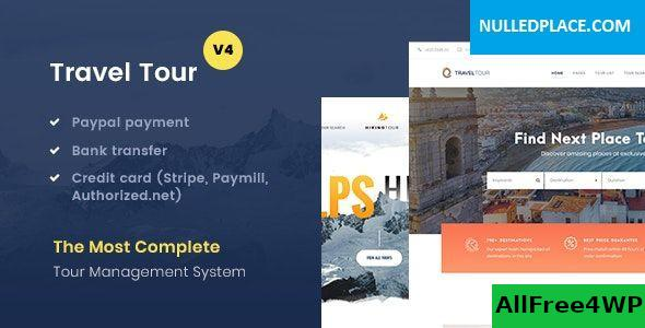 Download Travel Tour v4.2.0 - Tour Booking, Travel Booking Theme