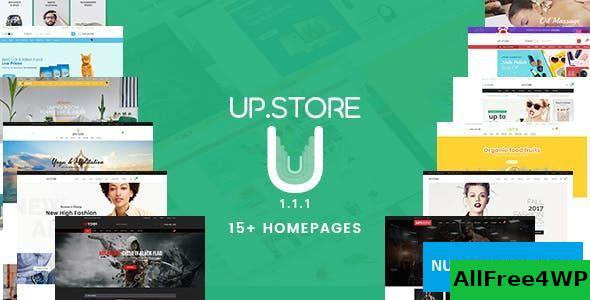 Download UpStore v1.2.5 - Responsive Multi-Purpose Theme