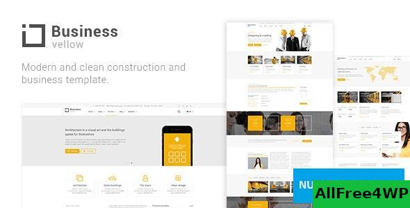 Yellow Business v1.0 - Construction Template