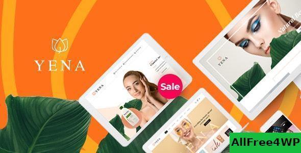Download Yena v1.0.3 - Beauty & Cosmetic WooCommerce Theme