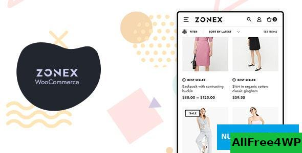 Zonex v1.0.4 - Fashion WooCommerce WordPress Theme
