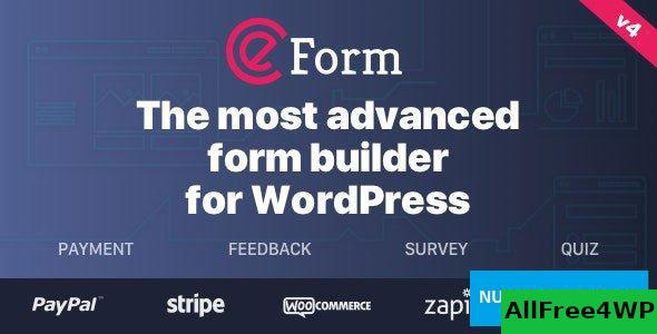 eForm v4.12.2 - WordPress Form Builder