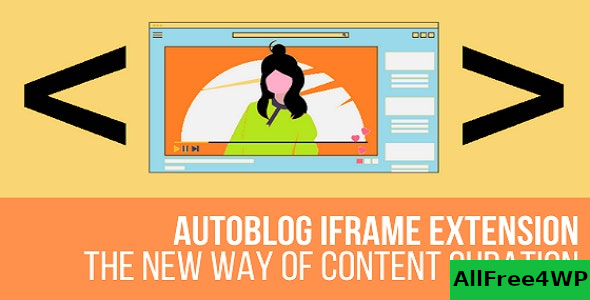 AutoBlog Iframe Extension Plugin for WordPress v1.1.4
