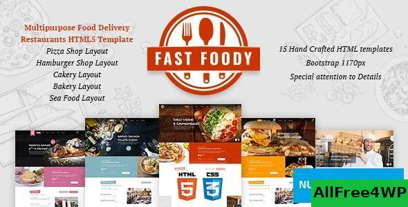 Fast Foody v1.0 – Multipurpose Restaurants HTML5 Template