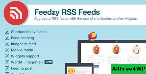 Feedzy v1.6.12 – RSS Feeds Premium WordPress Plugin