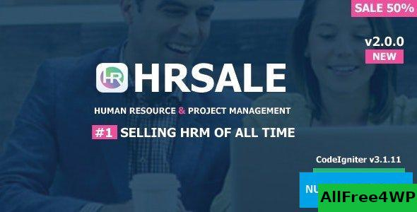 HRSALE v2.0.0 – The Ultimate HRM