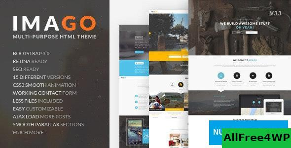 Imago v1.1 – Multipurpose HTML5 Template
