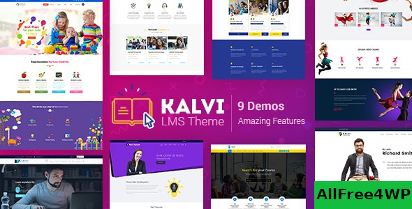 Kalvi v2.4 – LMS Education