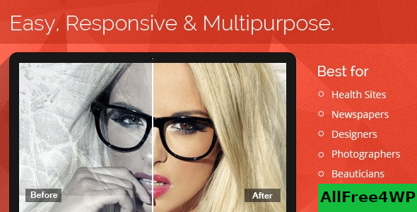 Multipurpose Before After Slider v2.7.4