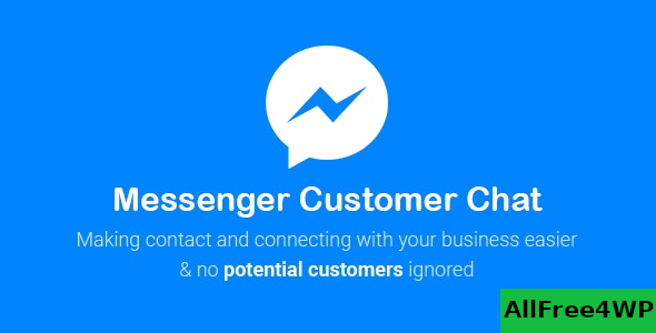 NinjaTeam Facebook Messenger for WordPress (Live Chat version) v2.8.2