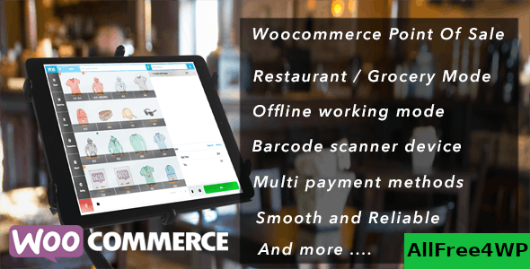 Openpos v4.4.2 – WooCommerce Point Of Sale (POS)