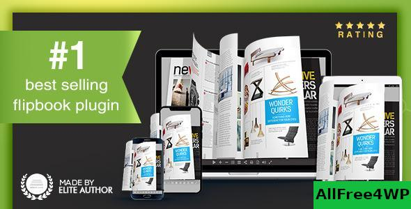 Real3D FlipBook v3.14 - WordPress Plugin