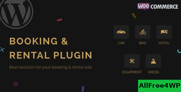 RnB v10.0.2 – WooCommerce Rental & Bookings System