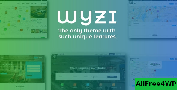 WYZI v2.4.1 – Social Business Finder Directory Theme