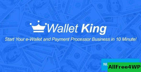 Wallet King v1.0 – Online Payment Gateway with API