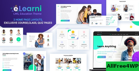 eLearni v1.4 – Online Learning & Education LMS