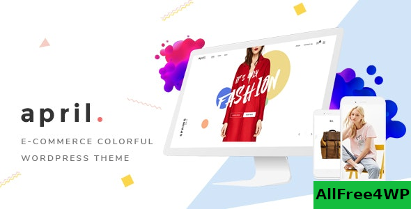 APRIL v4.6 – Wonderful Fashion WooCommerce WordPress Theme