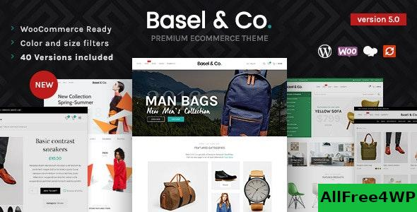 Nulled Basel v5.3.0 – Responsive eCommerce Theme NULLED
