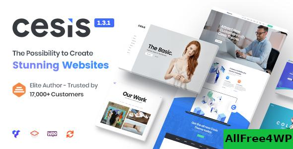 Nulled Cesis v1.8.5.3 – Responsive Multi-Purpose WordPress Theme NULLED
